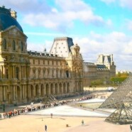 Painting, Life Drawing and Visiting the Galleries in Paris.