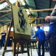 Sunday Life Drawing – two sessions a month